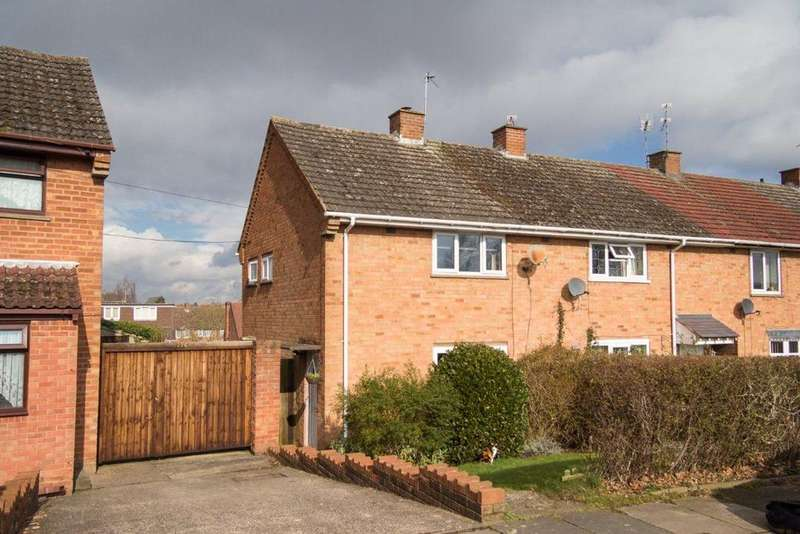 2 Bedrooms House for rent in Greenlands Avenue, Redditch B98 7QA