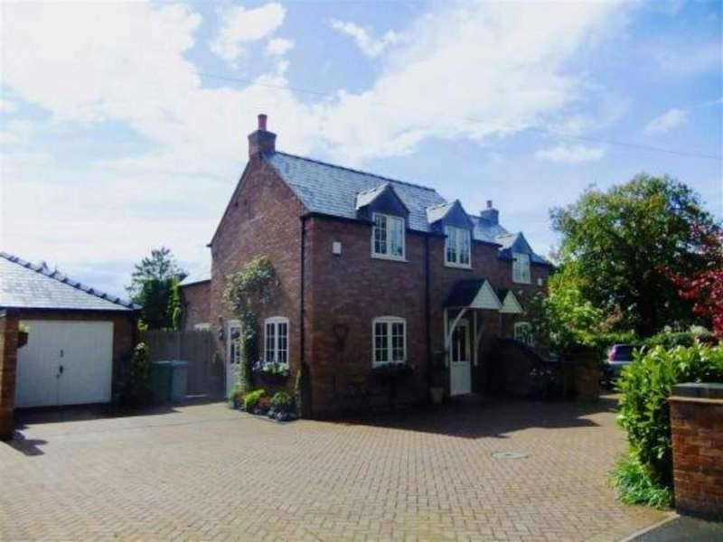3 Bedrooms Semi Detached House for sale in Main Street, Upton, Newark