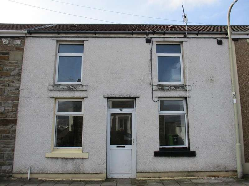 2 Bedrooms Terraced House for sale in Commerce Place, Aberaman, Aberdare