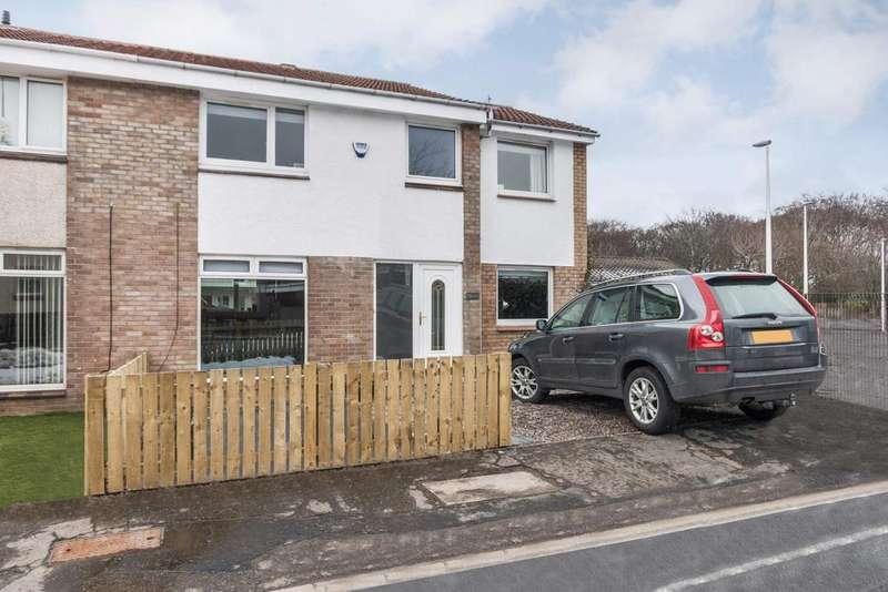 4 Bedrooms Semi Detached House for sale in 75 Buckstone Loan East, Buckstone, Edinburgh, EH10 6UZ