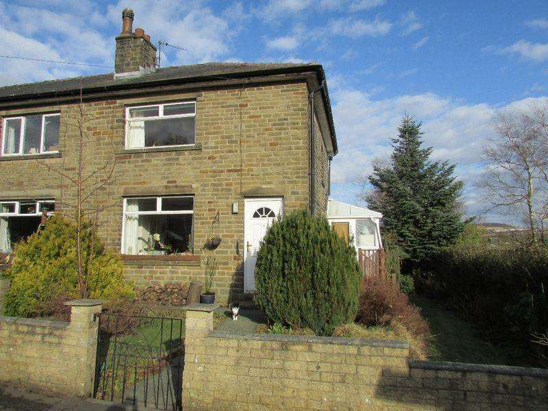 2 Bedrooms Terraced House for sale in Southfield, Hebden Bridge
