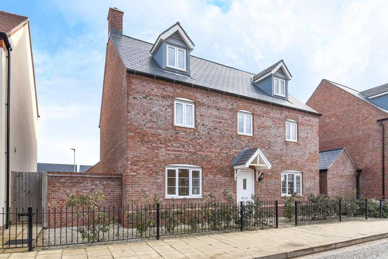 6 Bedrooms Detached House for rent in Kingsmere, Bicester, OX26