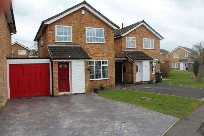 3 Bedrooms Detached House for sale in 15 Walnut Close, Newport, Shropshire, TF10 7RR
