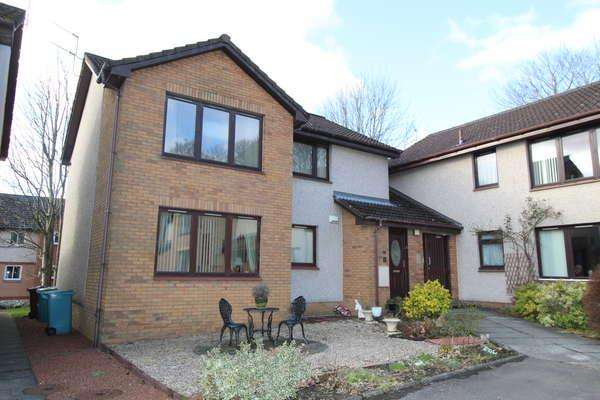 2 Bedrooms Flat for sale in 17 Blenheim Court, Kilsyth, Glasgow, G65 0JN