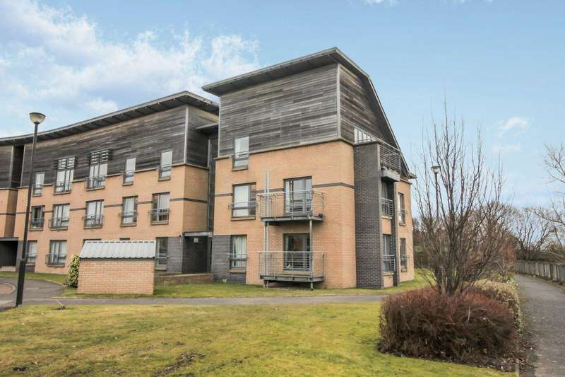2 Bedrooms Ground Flat for sale in 63 Cooperage Quay, Stirling, FK8 1JH