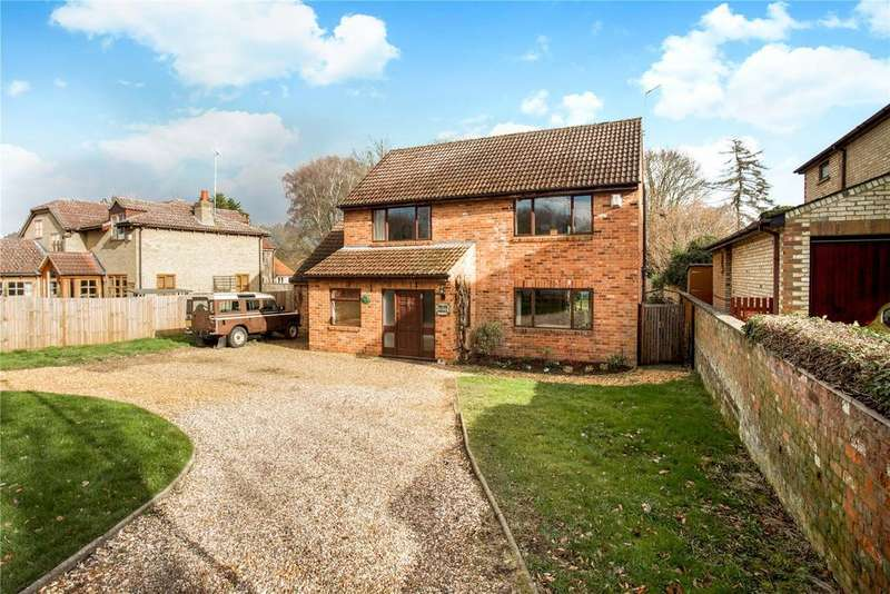 4 Bedrooms Detached House for sale in Burgoynes Road, Impington, Cambridge, CB24