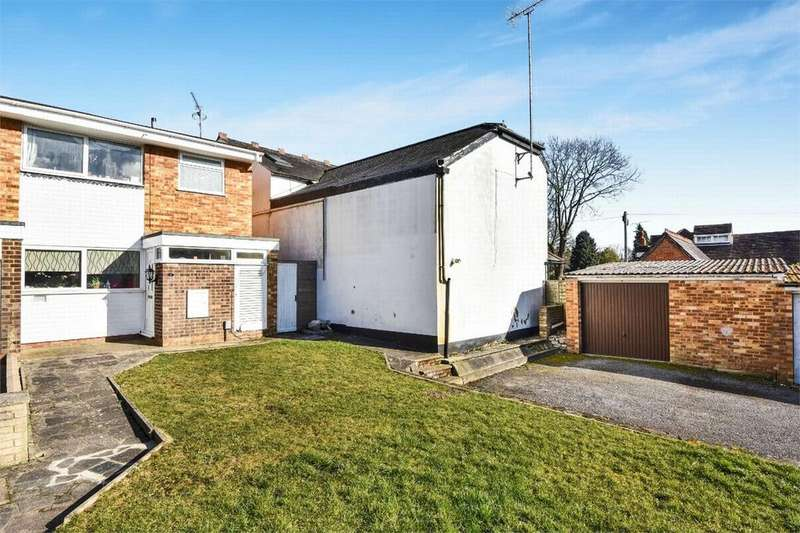 3 Bedrooms End Of Terrace House for sale in Camberley, Surrey