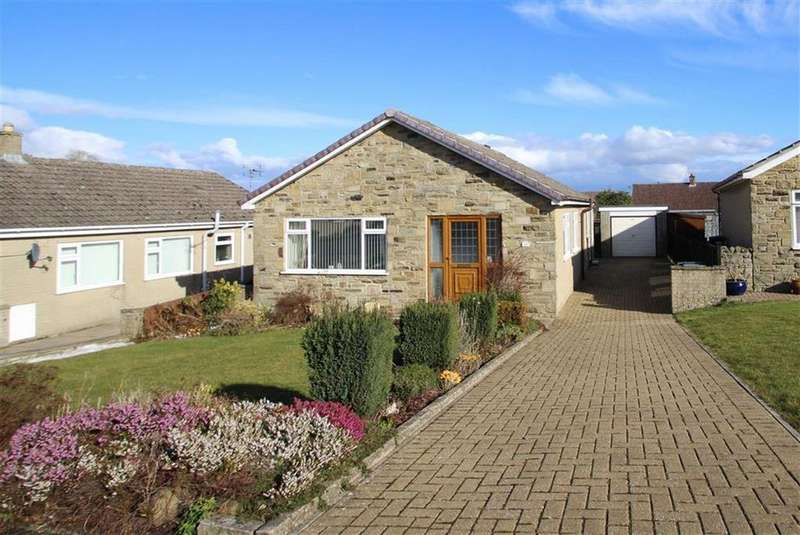 3 Bedrooms Detached Bungalow for sale in Mount Drive, Leyburn, North Yorkshire