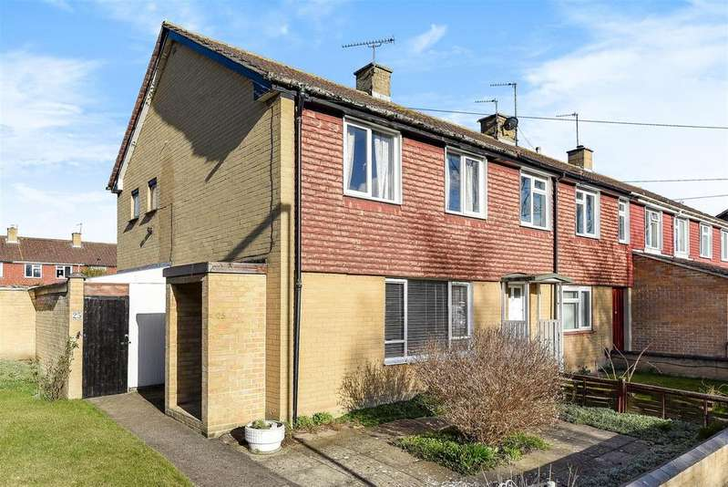 3 Bedrooms End Of Terrace House for sale in Blackbird Leys Road, Oxford