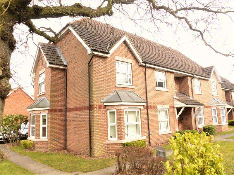 2 Bedrooms Apartment Flat for sale in Elm Road, Sutton Coldfield
