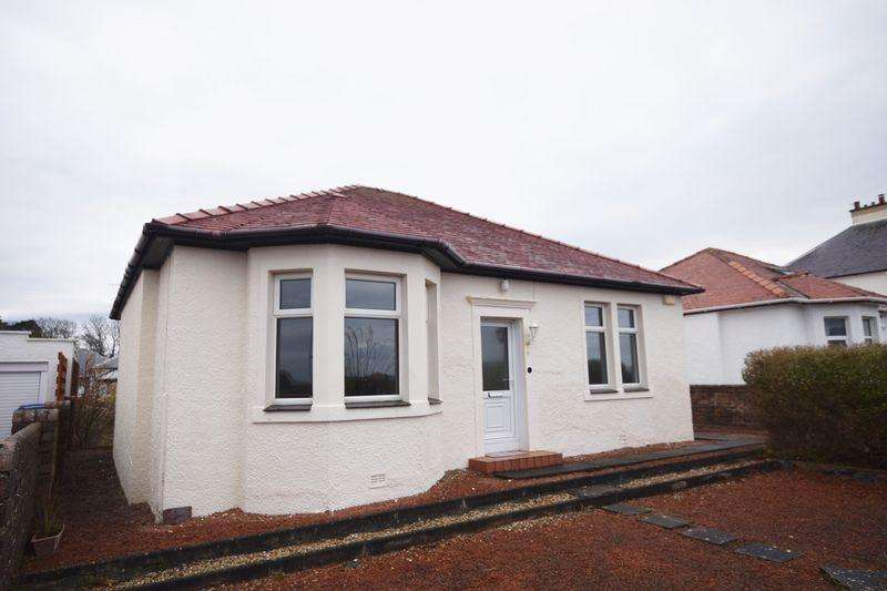 3 Bedrooms Detached Bungalow for sale in 16 Seafield Drive, Ayr, KA7 4BG