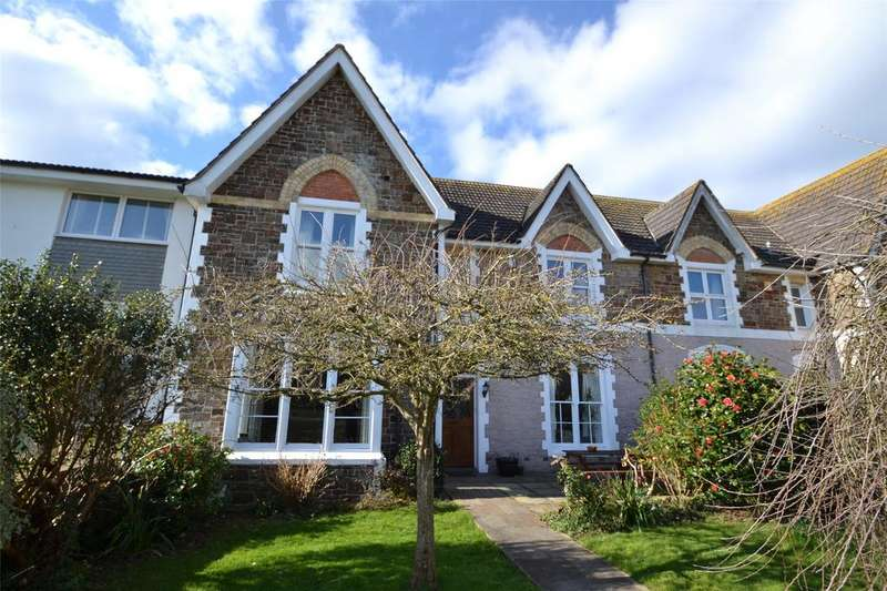4 Bedrooms Terraced House for sale in College Close, Westward Ho!