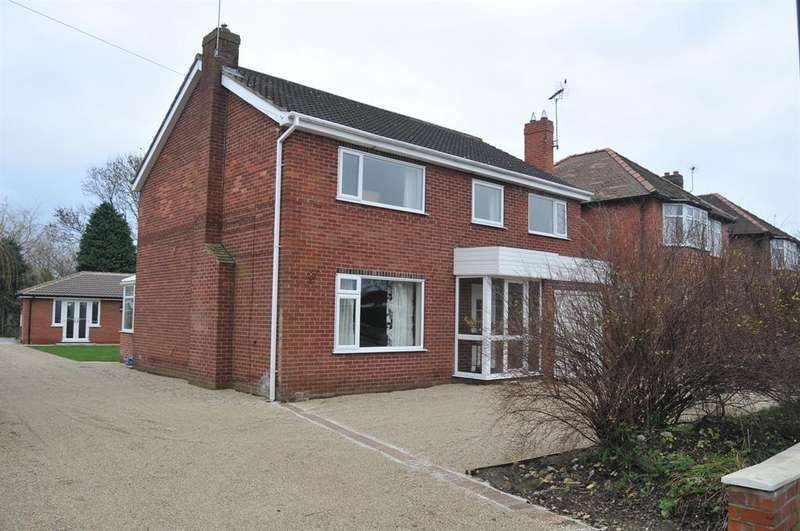 4 Bedrooms Detached House for sale in Whitcliffe Lane, Ripon