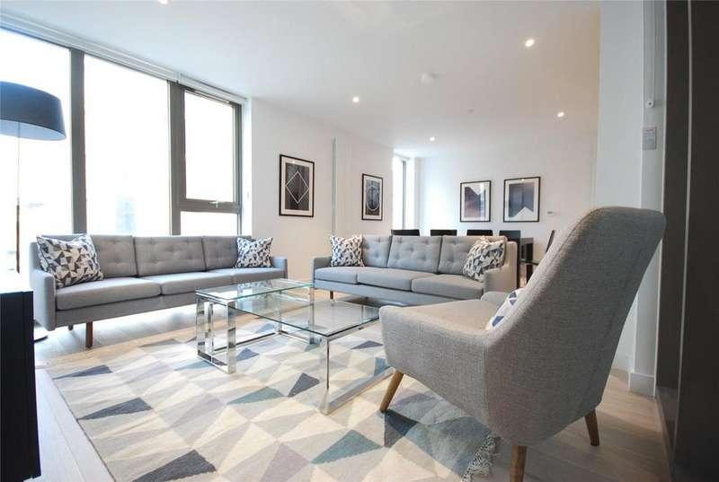 4 Bedrooms Flat for rent in Schooner Road, London