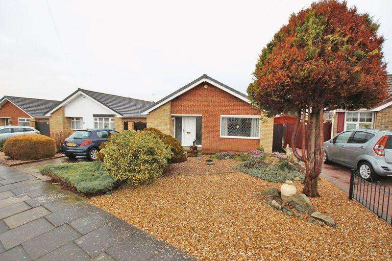2 Bedrooms Detached Bungalow for sale in HIGHTHORPE CRESCENT, CLEETHORPES