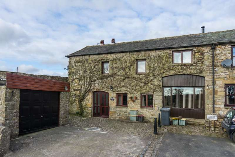 4 Bedrooms Barn Conversion Character Property for sale in Swarth Barn, Swarthdale Road, Over Kellet, Carnforth, Lancashire, LA6 1DY
