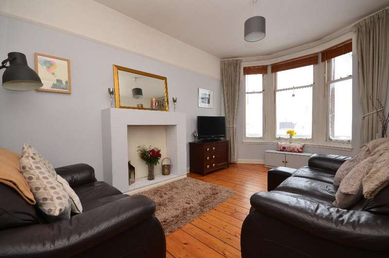 2 Bedrooms Flat for sale in Dumbarton Road, Flat 1/1, Whiteinch, Glasgow , G14 9UU