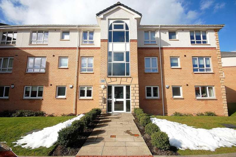 2 Bedrooms Flat for rent in Flat 1/1, 6 Willowbank Gardens G83 9GB