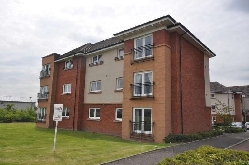 2 Bedrooms Apartment Flat for rent in Broadcairn Court, Motherwell, North Lanarkshire, ML1 2PE
