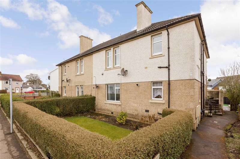 2 Bedrooms Apartment Flat for sale in Kirkton Park, Village, EAST KILBRIDE