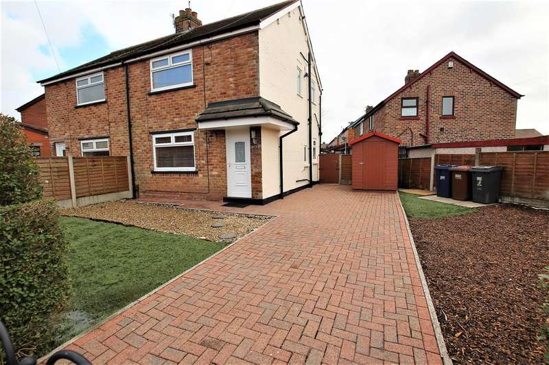 2 Bedrooms Semi Detached House for sale in Cinnamon Hill Drive North, Walton le Dale, Preston