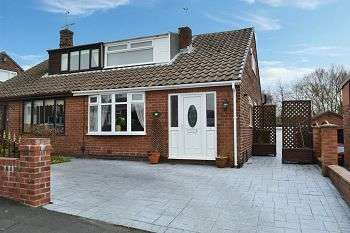 3 Bedrooms Semi Detached House for sale in Browning Grove, Standish Lower Ground, Wigan, WN6 8LA