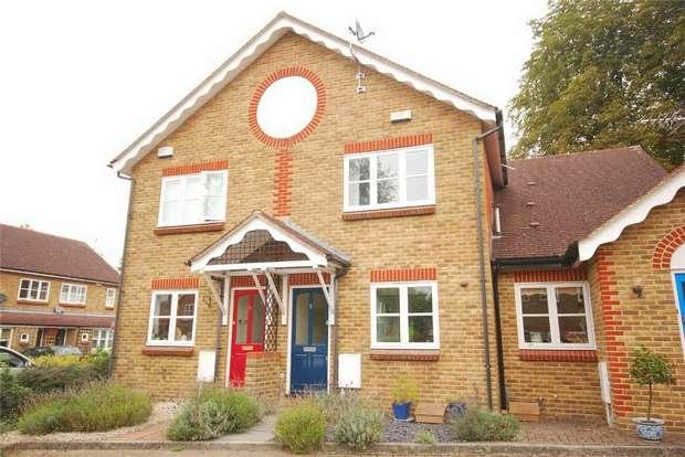 2 Bedrooms Terraced House for sale in 9 Morel Court, Sevenoaks, Kent