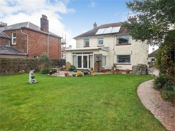 4 Bedrooms Detached House for sale in The Avenue, Girvan, South Ayrshire