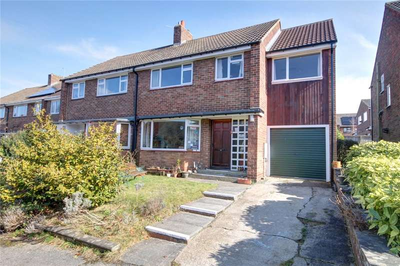 4 Bedrooms Semi Detached House for sale in Baliol Square, Merryoaks, Durham, DH1