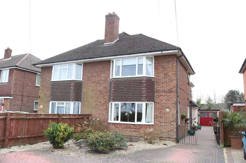 Semi Detached House for sale in Manor Road, New Milton