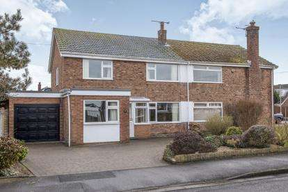 4 Bedrooms Semi Detached House for sale in Hawksworth Drive, Formby, Liverpool, Merseyside, L37