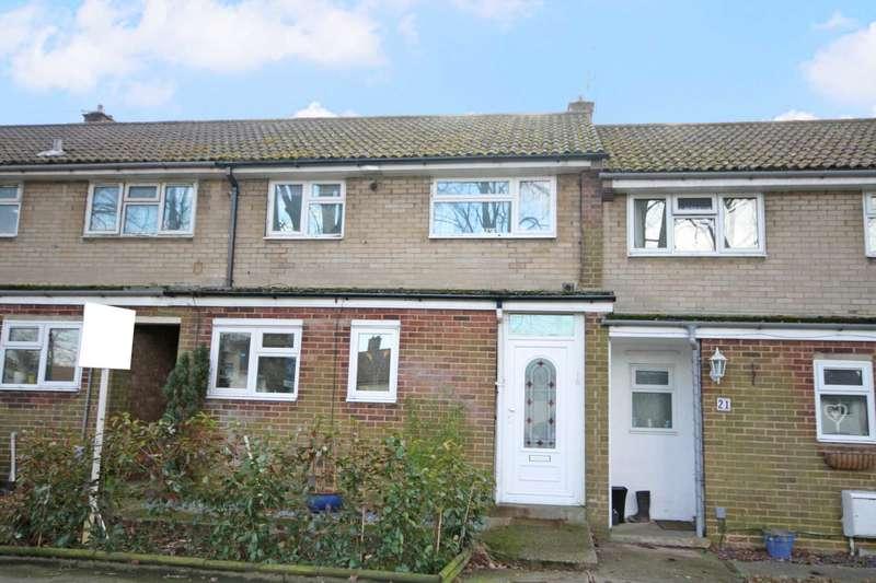 3 Bedrooms Terraced House for sale in Gadebridge