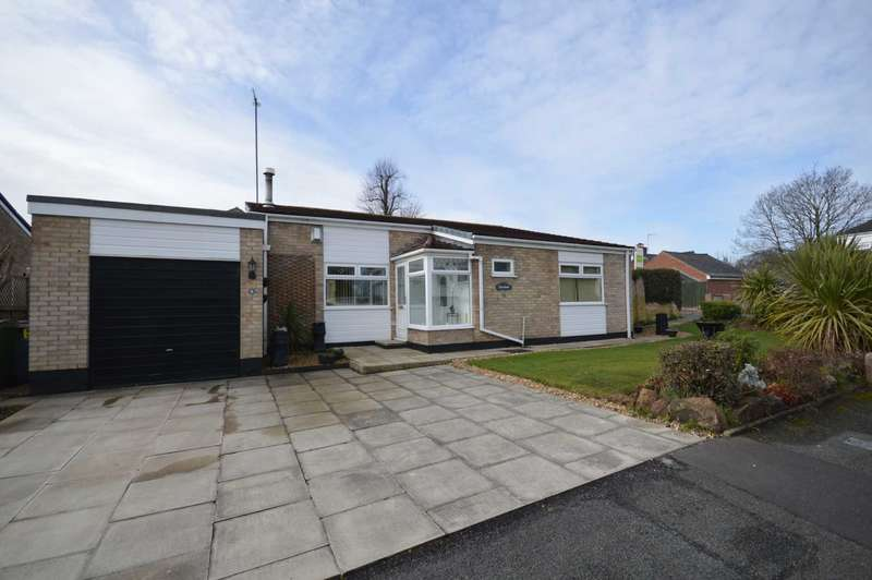3 Bedrooms Bungalow for sale in Oakridge Close, Spital