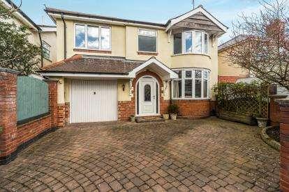 4 Bedrooms Detached House for sale in Baldwin Road, Kidderminster