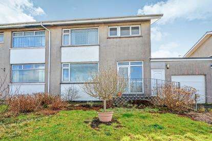 3 Bedrooms Semi Detached House for sale in Treninnick, Newquay, Cornwall