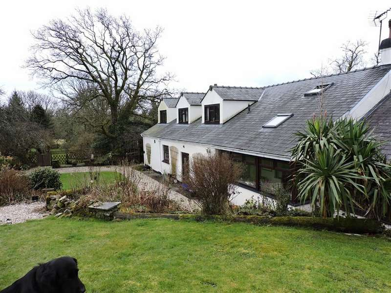 4 Bedrooms Property for sale in Llanddewi Velfrey, Narberth, Pembrokeshire