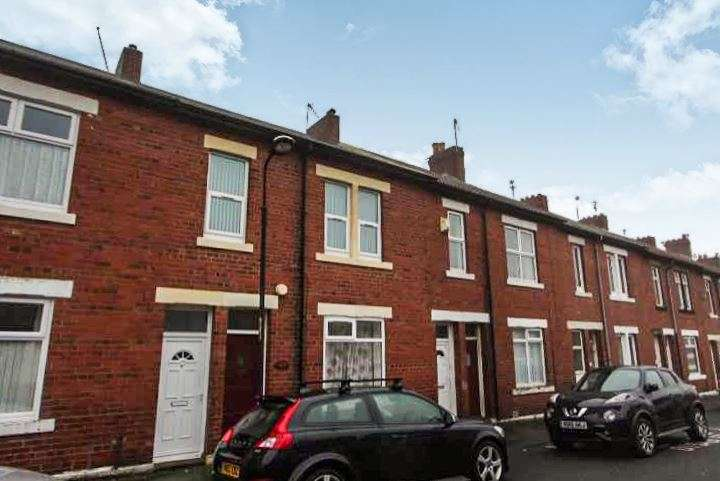 3 Bedrooms Property for sale in Berwick Terrace, North Shields, Tyne and Wear, NE29 7AW