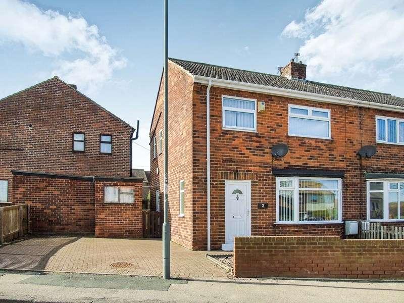 3 Bedrooms Property for sale in Truro Avenue, Murton, Seaham, Durham, SR7 9JU