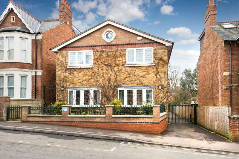 4 Bedrooms Detached House for sale in Divinity Road, Oxford, Oxfordshire