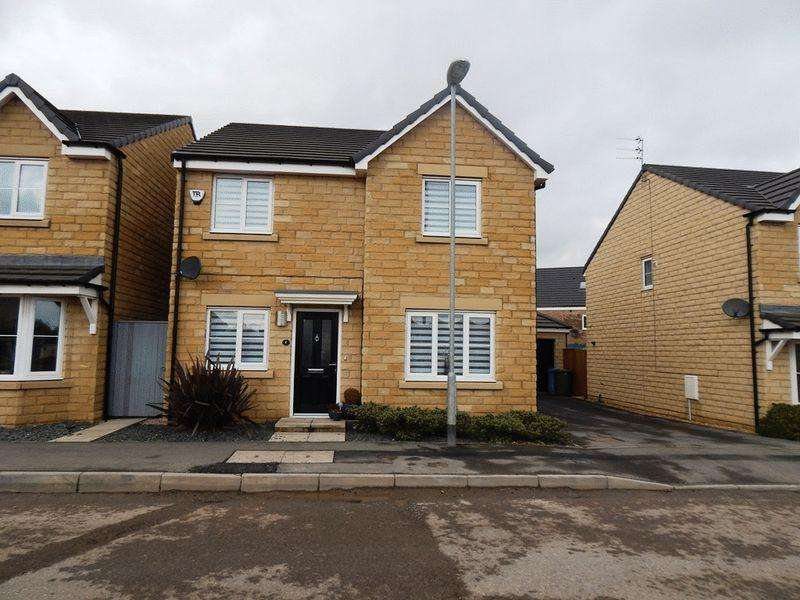 4 Bedrooms Detached House for sale in Haggerston Road, Crofton Grange, Blyth
