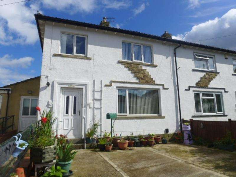 4 Bedrooms Semi Detached House for sale in HILL CRESCENT, RAWDON, LEEDS, LS19 6NQ