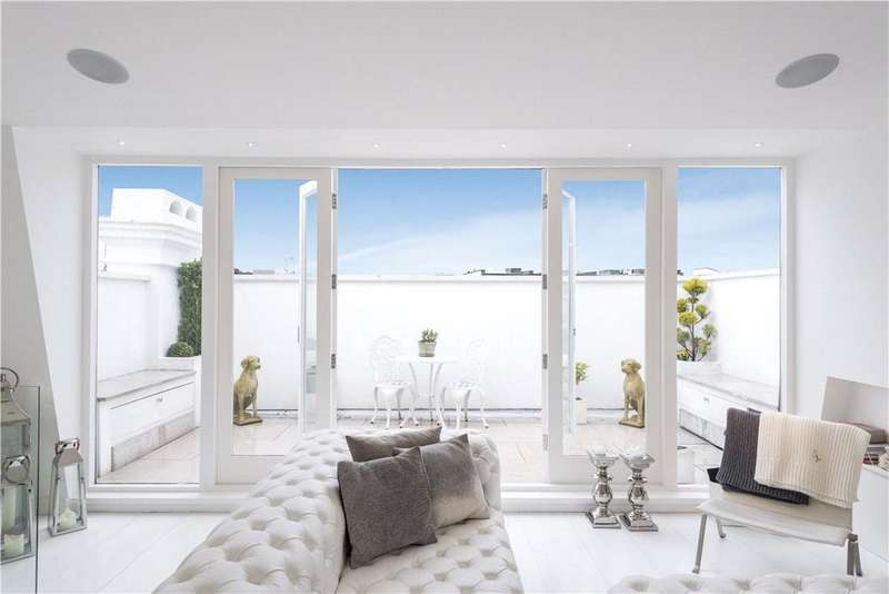 3 Bedrooms Flat for sale in Lanark Road, Little Venice, London, W9