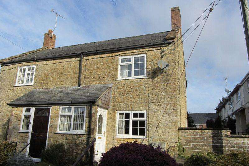 2 Bedrooms Semi Detached House for sale in Rose Lane, Crewkerne