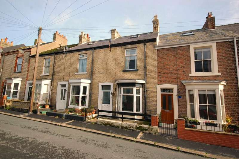 3 Bedrooms Terraced House for sale in Grove Street, Whitby YO21
