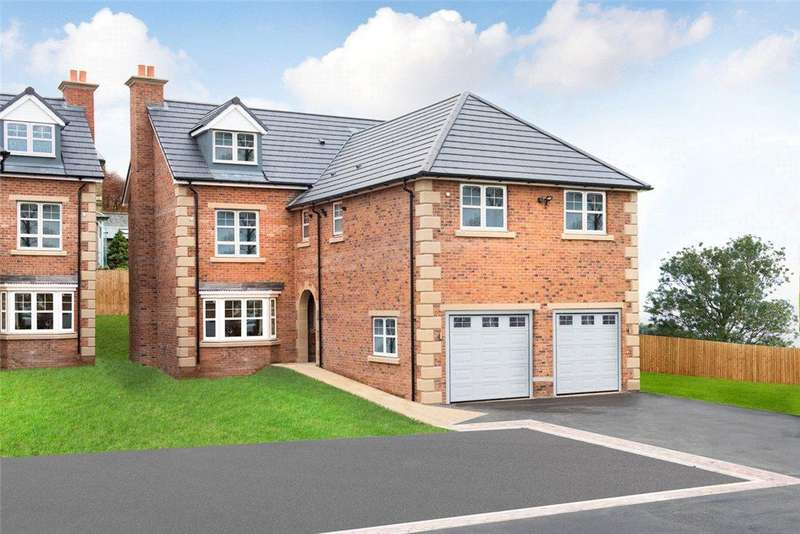 6 Bedrooms Detached House for sale in Bingley Road, Menston, Ilkley, West Yorkshire