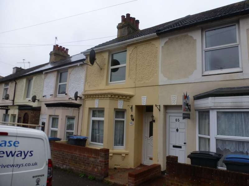 2 Bedrooms Terraced House for rent in Glenfield Road Dover CT16