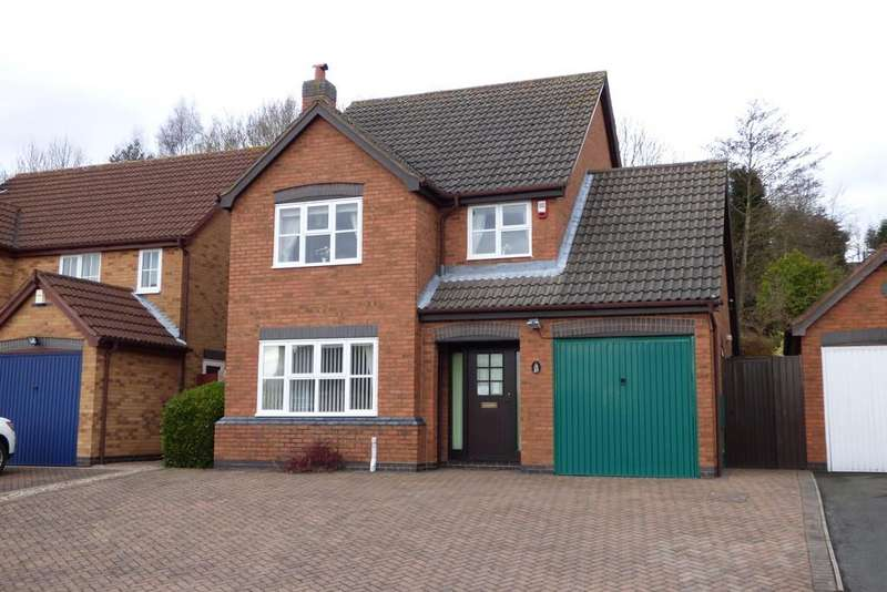 3 Bedrooms Detached House for sale in Wetherel Road, Burton-on-Trent