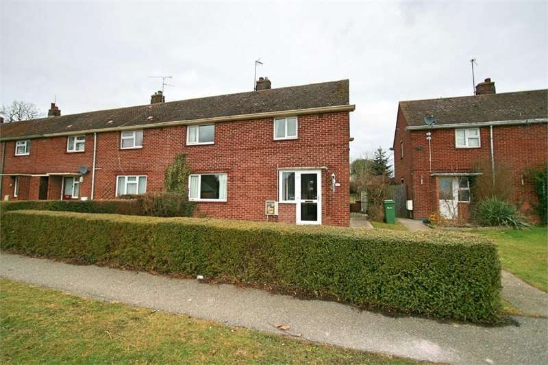 3 Bedrooms End Of Terrace House for sale in Rickstones Road, Rivenhall, Witham, Essex