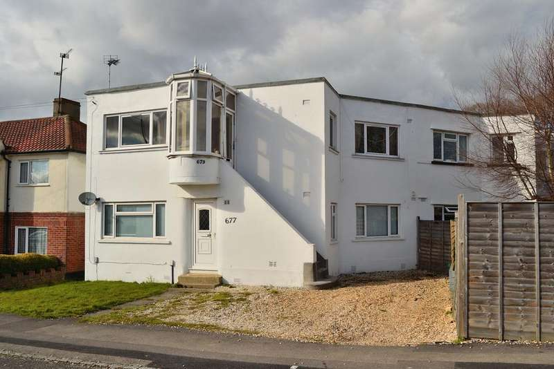 2 Bedrooms Maisonette Flat for sale in London Road, Reading, Berksire, RG6 1AU