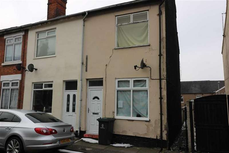 2 Bedrooms End Of Terrace House for sale in Furnace Road, Normacot, Stoke-on-Trent